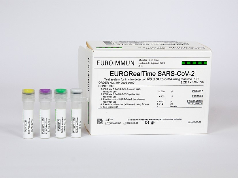 SARS CoV 2 PCR Testkit1 Produkt